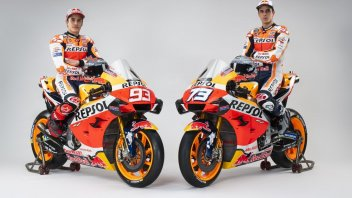 MotoGP: For Marc and Alex Marquez family photo on Honda MotoGP