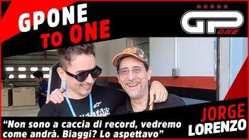 MotoGP: ESCLUSIVO, La prima intervista a Lorenzo da collaudatore Yamaha