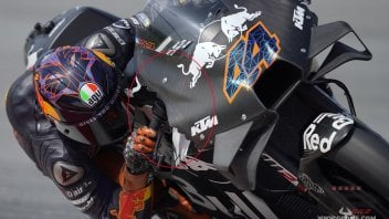 MotoGP: A shark is prowling the KTM box, but it's only aerodynamics