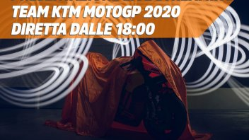 MotoGP: LIVE Presentazione KTM MotoGP: l'anno della verità per la RC16