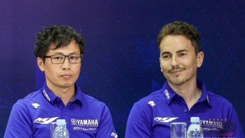 "MotoGP: Jorge Lorenzo: ""I have to thank Puig for allowing me to ride the Yamaha"""