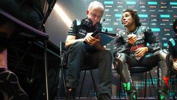 """MotoGP: Morbidelli: """"Essere stato più lento di Quartararo mi dà motivazioni"""""""
