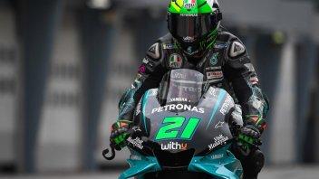 """MotoGP: Morbidelli: """"Altre case mi vogliono? Fa piacere, ma non ci penso"""""""