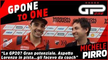 """MotoGP: Pirro: """"Buona partenza, la GP20 ha potenziale. Lorenzo? Lo aspetto"""""""
