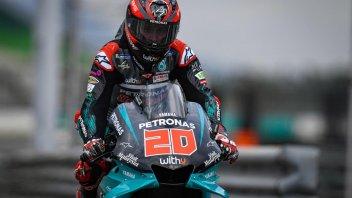 """MotoGP: Quartararo: """"Conto le ore per provare la Yamaha 2020"""""""