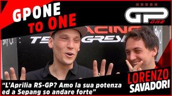 """MotoGP: Savadori: """"L'Aprilia? Amo la potenza della MotoGP e Sepang mi piace"""""""