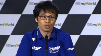 "MotoGP: Sumi (Yamaha): ""Rossi and Vinales? Different requests, similar results"""