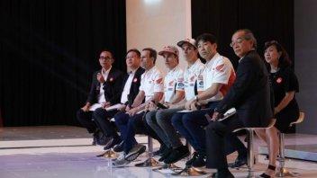 MotoGP: GALLERY - Tutte le foto della presentazione Honda HRC a Jakarta