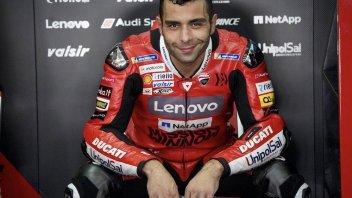 """MotoGP: Petrucci: Le nuove gomme? Un bel lavoro per lo spettacolo"""""""