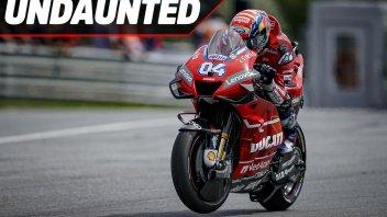 MotoGP: Andrea Dovizioso come non l'avete mai visto: Undaunted è online