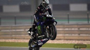 MotoGP: TEST QATAR DAY3 - Vinales campione d'inverno, 2° Morbidelli