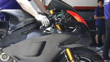 MotoGP: La Yamaha M1 2020 è pronta per Jorge Lorenzo a Sepang