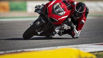 Prodotto - News: Ducati Panigale V4 Superleggera: la chiave per salire sulla GP20