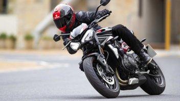 Prodotto - News: Triumph Street Triple R 2020: la roadster inglese si rifà il trucco