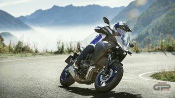 Moto - News: Nuova Yamaha Tracer 700 2020, euro 5 e con lo sguardo cattivo dell'R1