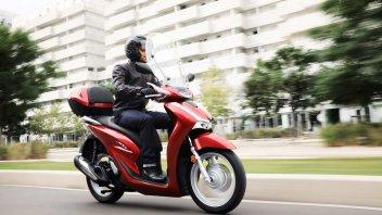 Prodotto - Scooter: Honda SH125/150i: il best seller? Sì, a 3.740 euro per averlo nel box