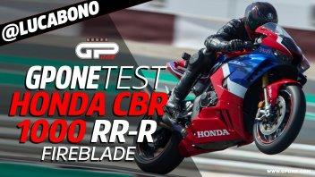 Prodotto - Test: Prova video Honda CBR 1000 RR-R, pregi e difetti di una rivoluzione