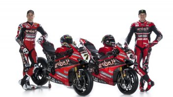 SBK: PHOTOS: Here are the Ducati Panigale V4R 2020 bikes of Redding and Davies