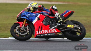SBK: Phillip Island: all the photos of Friday's free practice in Australia