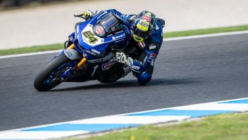 "SBK: Federico Caricasulo: ""An honor to be bull's-eyed by Rea."""