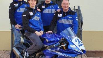 SBK: SSP: Casadei ed il GAS Racing Team pronti per l'avventura mondiale