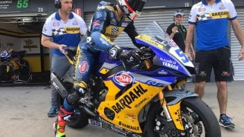 SBK: Phillip Island, Pirelli si cautela: gara flag to flag per la SuperSport