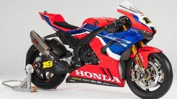 SBK: VIDEO. Ecco la Honda CBR 1000 RR-R di Bautista e Haslam