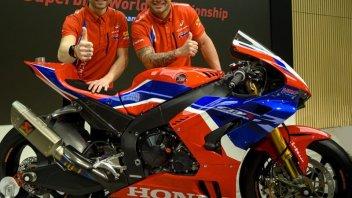 SBK: Bautista-Haslam: quello che non si è visto della Honda CBR 1000 RR-R