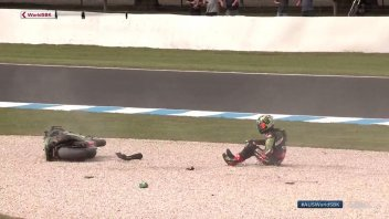 "SBK: Rea against Sykes: ""He hit me, and it's not the first time he's done it"""