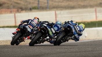 SBK: Yamaha R3 bLU cRU FIM European Cup, new financial options