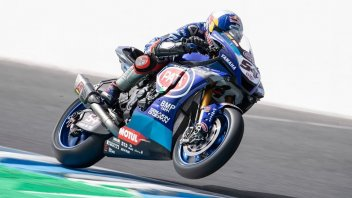SBK: Razgatlioglu takes the Race 1 win for Yamaha, Redding third, DNF for Rea