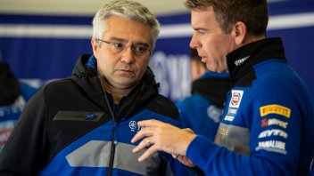 "SBK: Dosoli (Yamaha): ""We knew we could fight it out with Rea. Now it's certain """