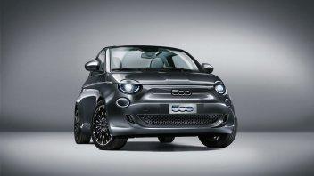 Auto - News: Fiat punta sull'elettrico con la nuova 500, ecco quanto costa