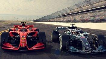 Auto - News: Formula 1, rivoluzione rimandata al 2022. Ferrari in vantaggio?