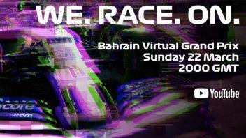 Auto - News: Formula 1: Segui qui il VIRTUAL GP del Bahrein alle 21:00
