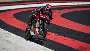 Moto - News: Ducati Streetfighter V4: tutti i suoi segreti in diretta streaming