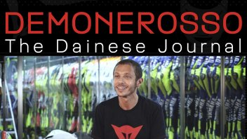 Moto - News: DEMONEROSSO, The Dainese Journal: così nasce la sicurezza