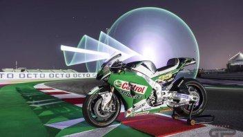 Moto - News: Una Honda RC213V MotoGP in aiuto agli ospedali di Brescia