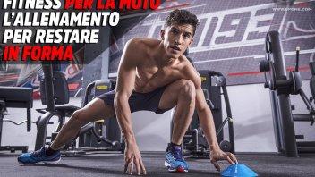 Moto - News: Fitness per la moto: l'allenamento per restare in forma per la pista