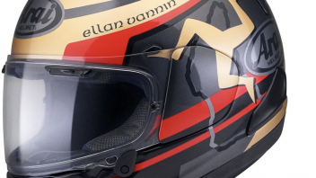 Moto - News: Arai RX-7V TT 2020: the helmet of the Tourist Trophy that will not race