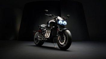 Moto - News: VIDEO - Triumph Rocket 3R: quando l'accelerazione... è tutto!