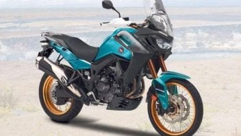 Moto - News: Honda Transalp: il 2021 potrebbe essere l'anno del ritorno