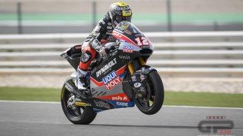 Moto2: GP Qatar, Luthi piega Martin nella FP1 in Qatar, 7° Marini