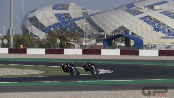 Moto2: I nuovi orari per il GP del Qatar: la gara Moto2 è alle 16