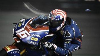 Moto2: GP Qatar, Joe Roberts il nuovo protagonista allenato da John Hopkins
