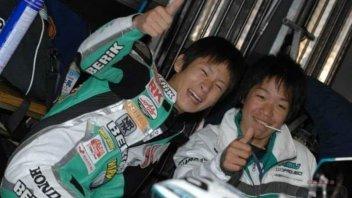 Moto2: GP Qatar: Nagashima trionfa dieci anni dopo nel ricordo di Tomizawa