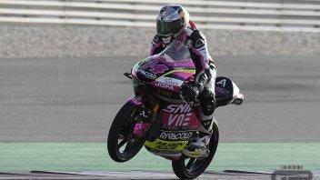 "Moto3: GP Qatar, Arbolino: ""Qui la qualifica vale mezza gara"""
