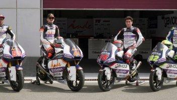 Moto3: Il team Aspar si presenta a Doha e punta al titolo