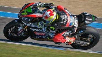 MotoE: Test Jerez - Aegerter davanti a tutti, 4° De Angelis
