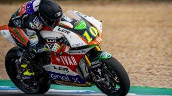 MotoE: Test Jerez: Solo Simeon fa meglio di Ferrari, 4° Canepa